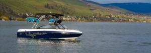Best rental boat in Vernon
