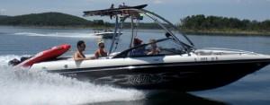 Wakesetter VLX Vernon Boat Rental